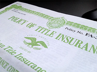 title insurance - south bay mortgage lender